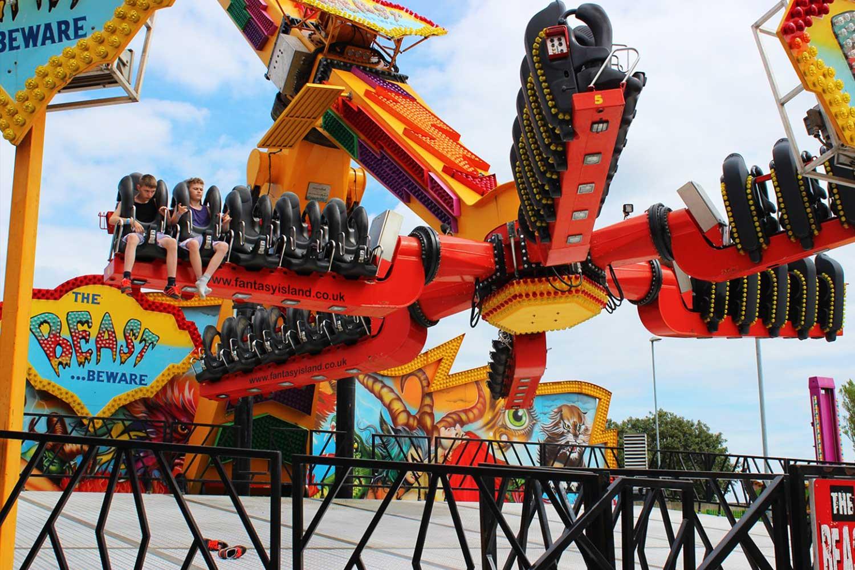 Fantasy Island Theme Park Skegness