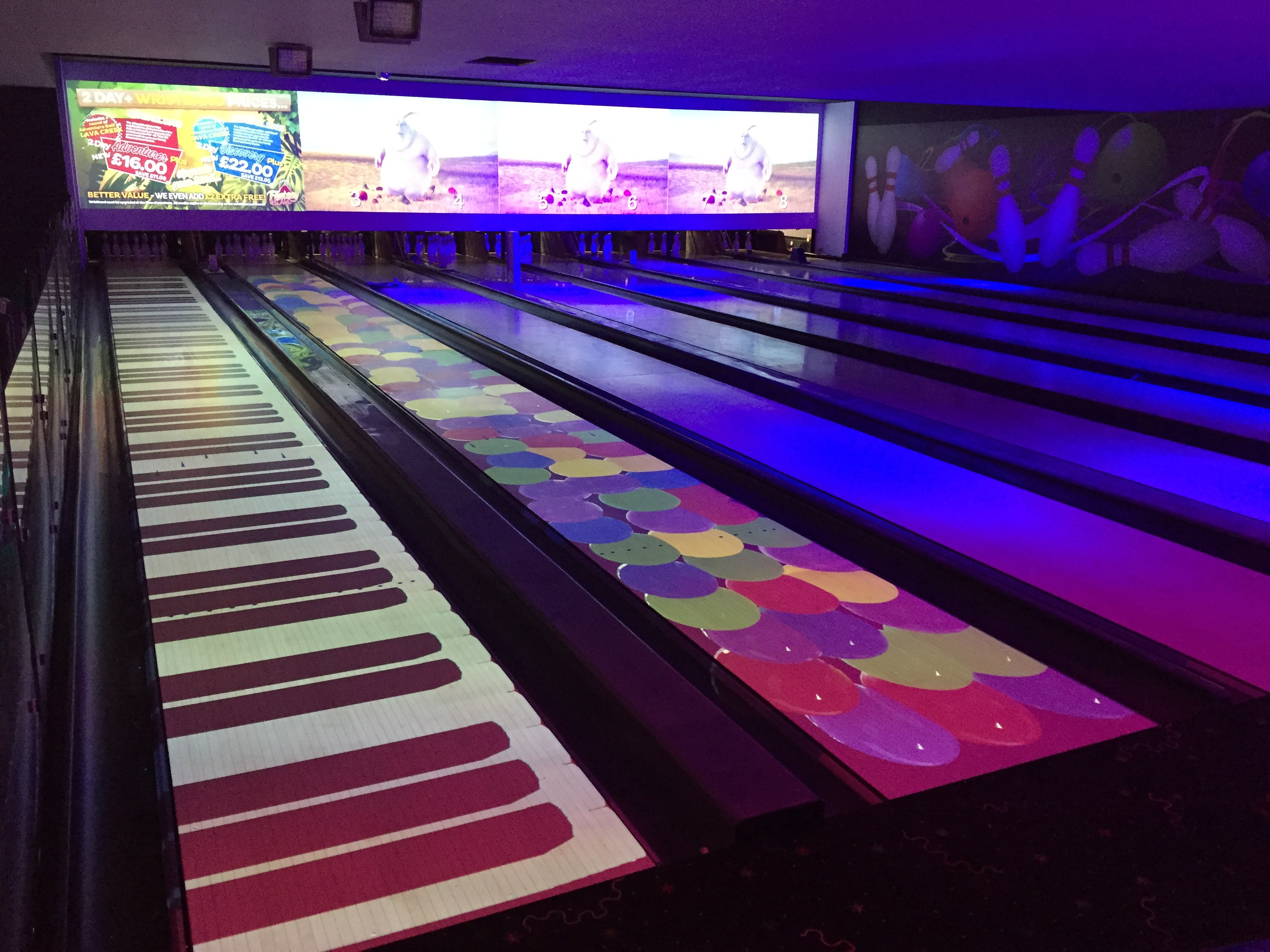 Strike Bowling Lanes Long Island
